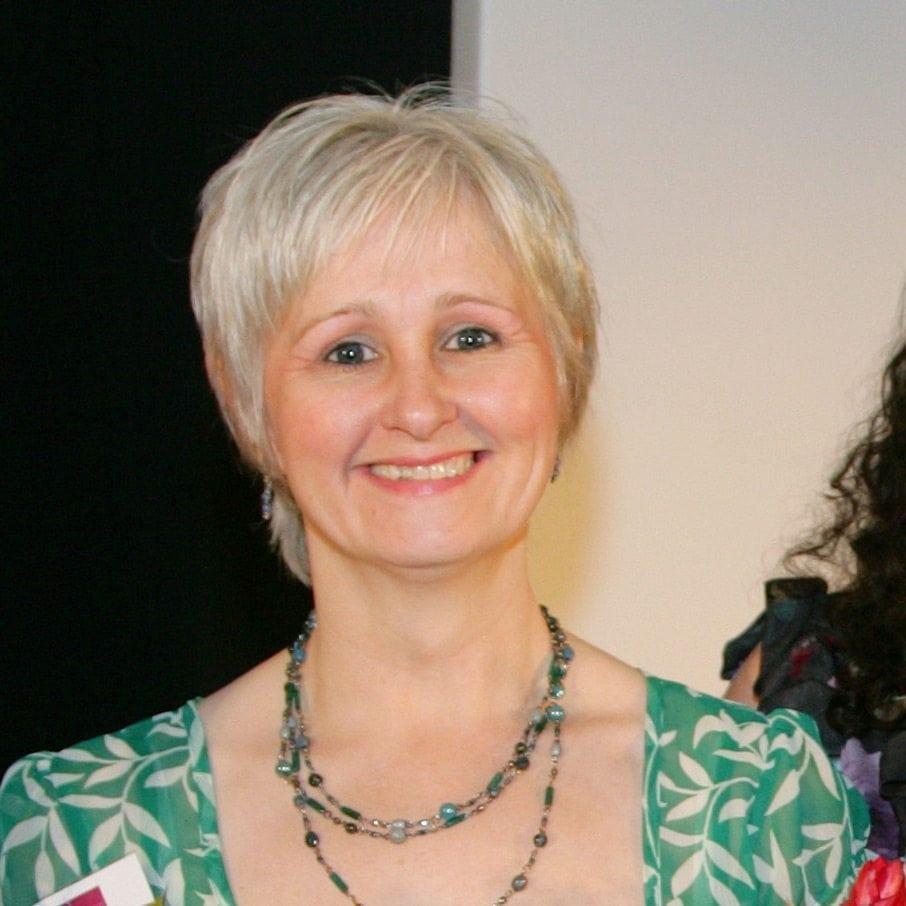 2010 Community Award Winner Irene Brown