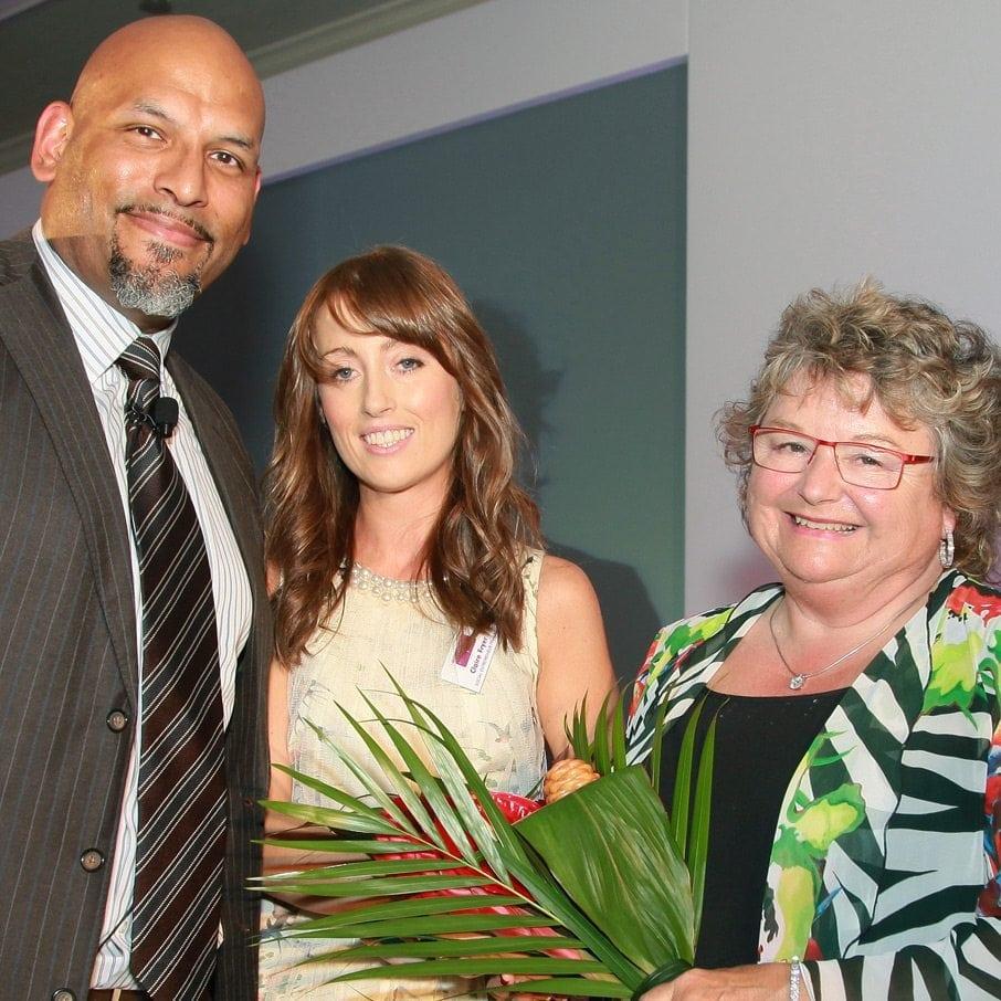 2011 Social Entrepreneur Award Winner Claire Fryer