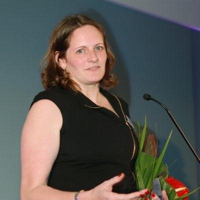2011 Business Award Winner Jennie Johnson