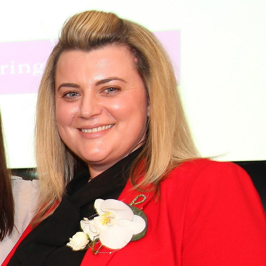 2012 Business Award Winner Tracy Mort