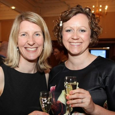 2012 Entrepreneur Award Winner Clippy McKenna