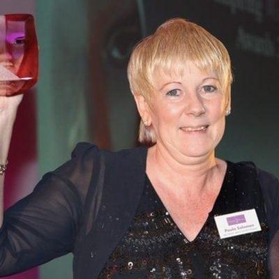 2013 BBC Radio Manchester Heroine Award Paula Solomon