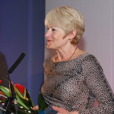 2013 Business Award Winner Professor Dame Nancy Rothwell