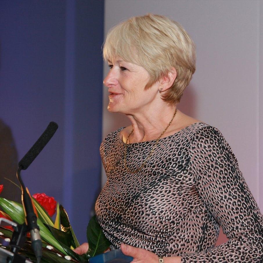 2013 Business Award Winner Professor Dame Nancy Rothwell