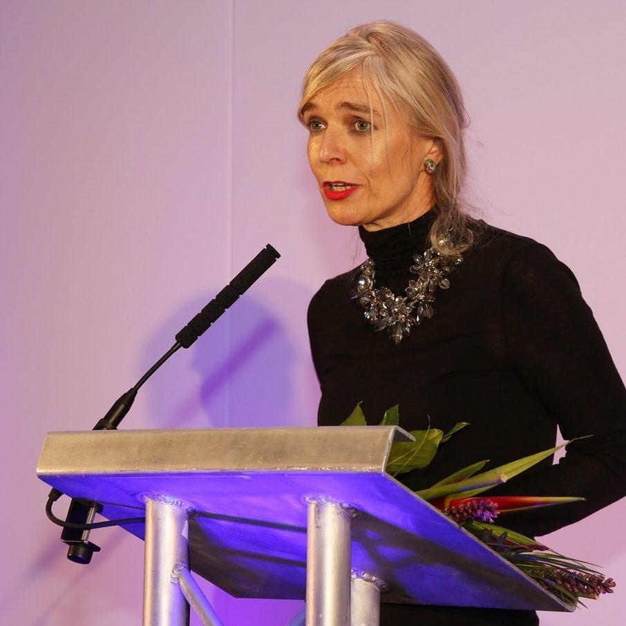 2015 Inspirational Leadership in Arts & Culture Award Winner Christine Cort