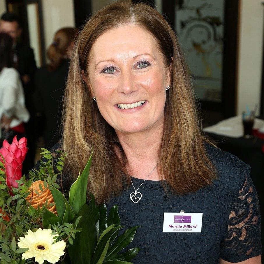2016 Business Award Winner Marnie Millard