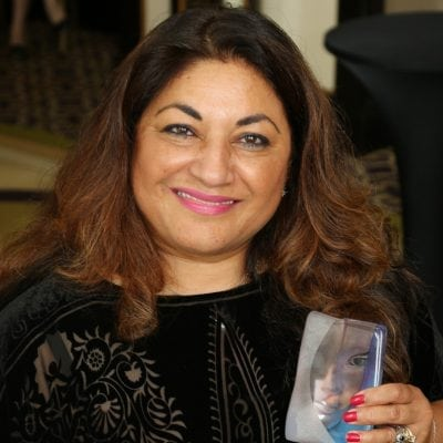 2016 Community Award Winner Aitha Chaudry