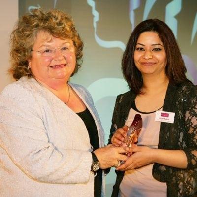 2010 Inspiring Young Woman Award Winners - Fajer Rabia