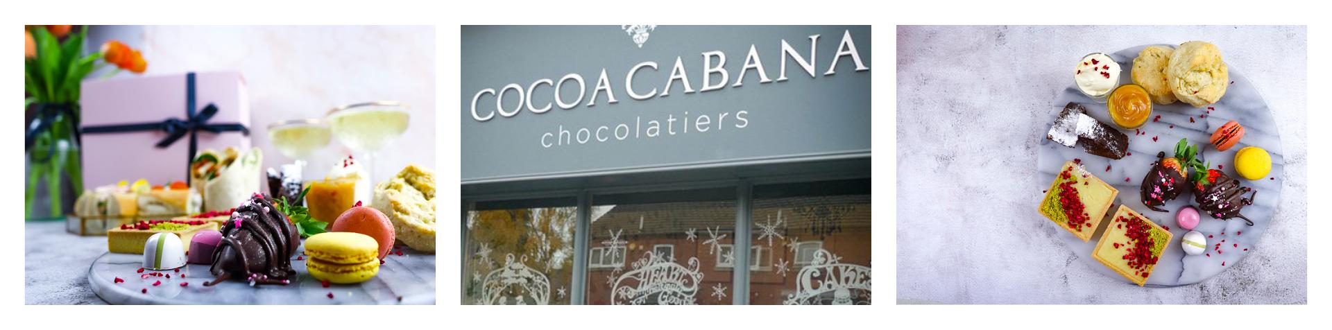 Cocoa Cabana Example Foods